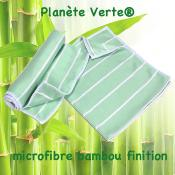 Microfibre Bambou finition